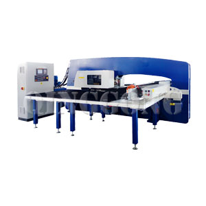 Hydraulische CNC Turret Punching Machine