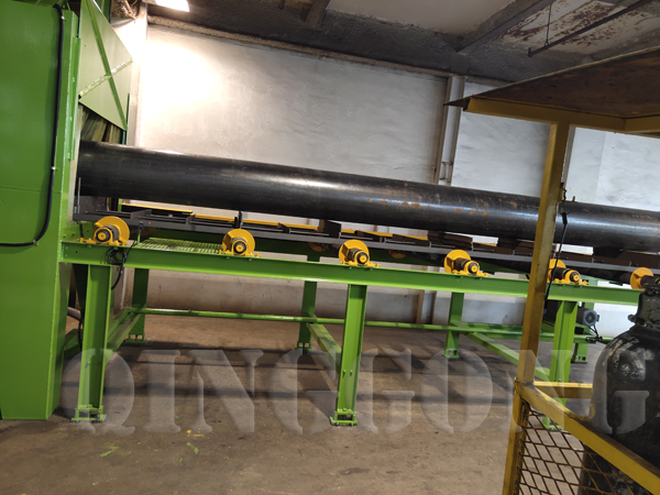 steel pipe shot blasting machine 3